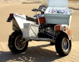 Ice Chest sidecar